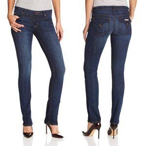 Hudson | Midrise Carly Straight Leg Jean 28